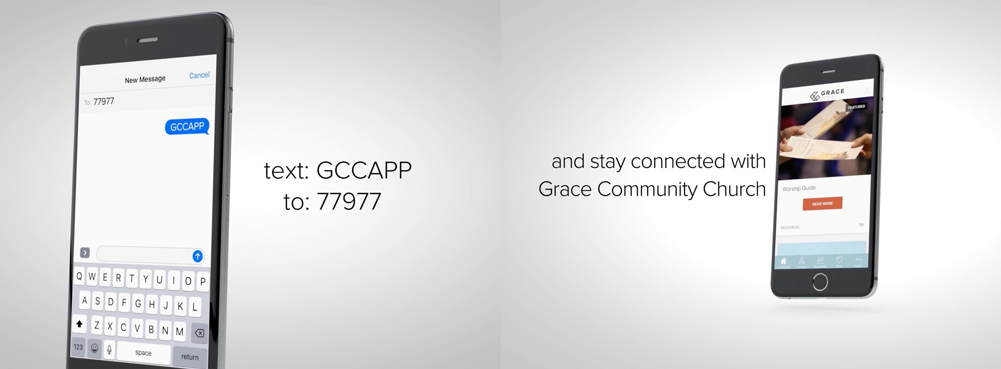 Homepage | Grace Community Church